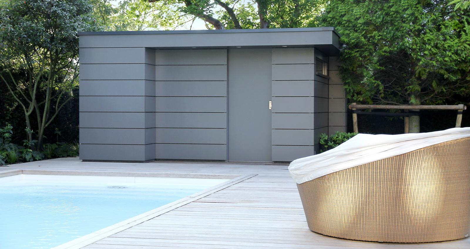 Gartenhaus box das kubus gartenhaus - Gartenhaus design ...
